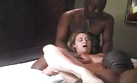Dirty Wife Thinks She Is In Heaven