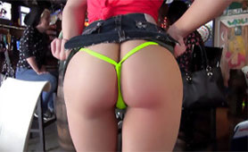 This Awesome Sexy Butt has Incredible Riding Cock Skills - You Must See!